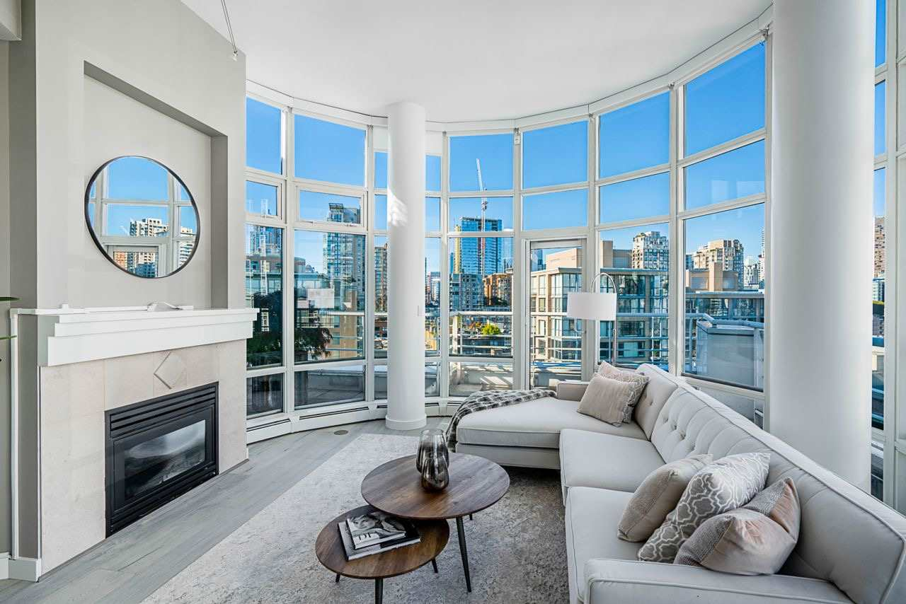 1702 189 DAVIE STREET - Yaletown Apartment/Condo for sale, 2 Bedrooms (R2504054) - #2