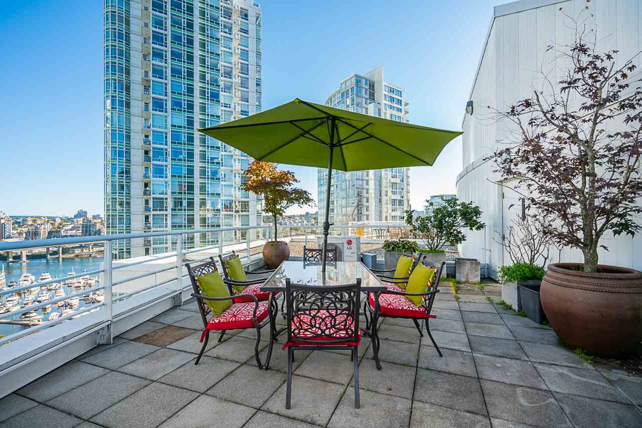 1702 189 DAVIE STREET - Yaletown Apartment/Condo for sale, 2 Bedrooms (R2504054) - #27