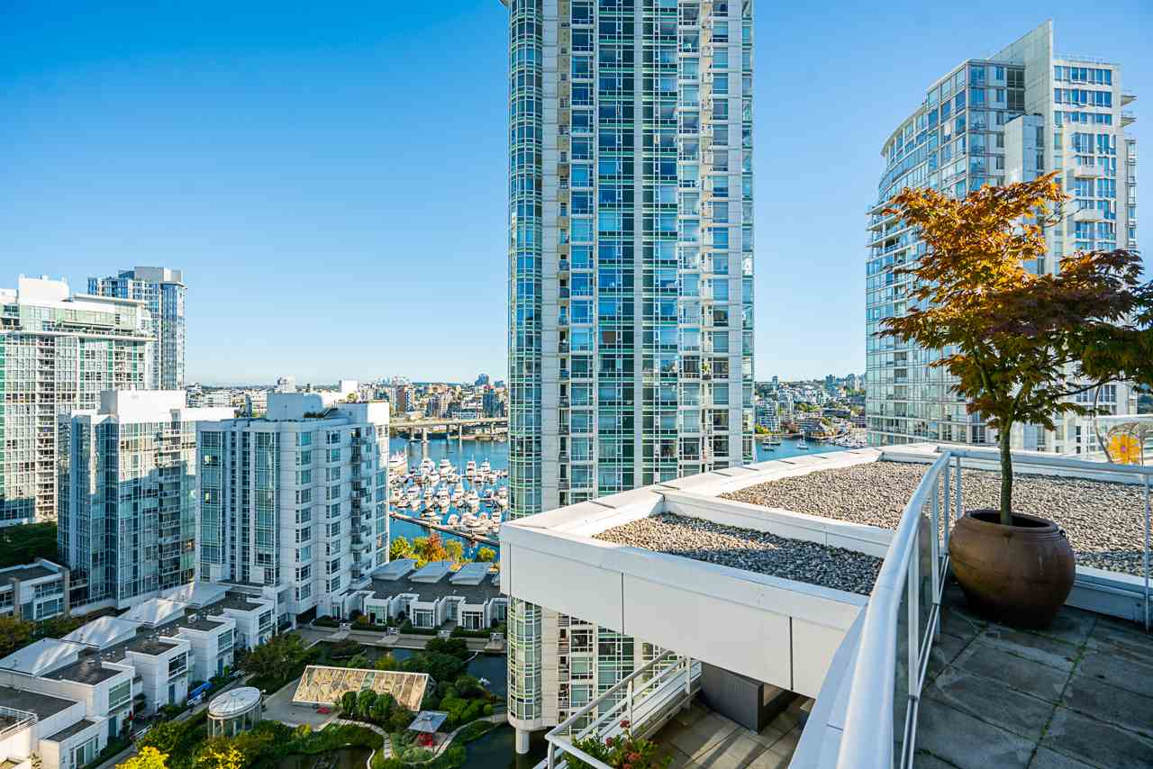 1702 189 DAVIE STREET - Yaletown Apartment/Condo for sale, 2 Bedrooms (R2504054) - #28