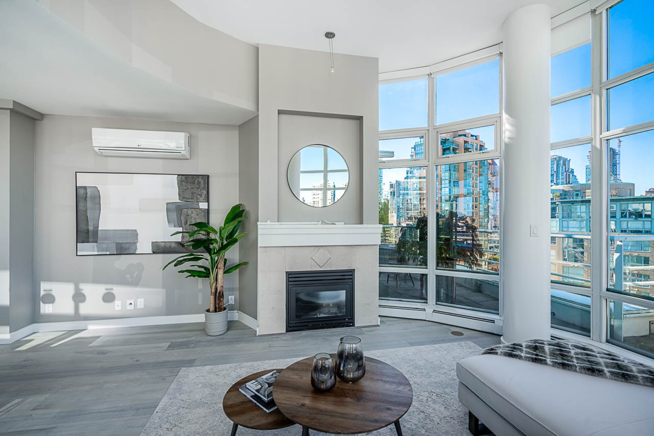 1702 189 DAVIE STREET - Yaletown Apartment/Condo for sale, 2 Bedrooms (R2504054) - #3