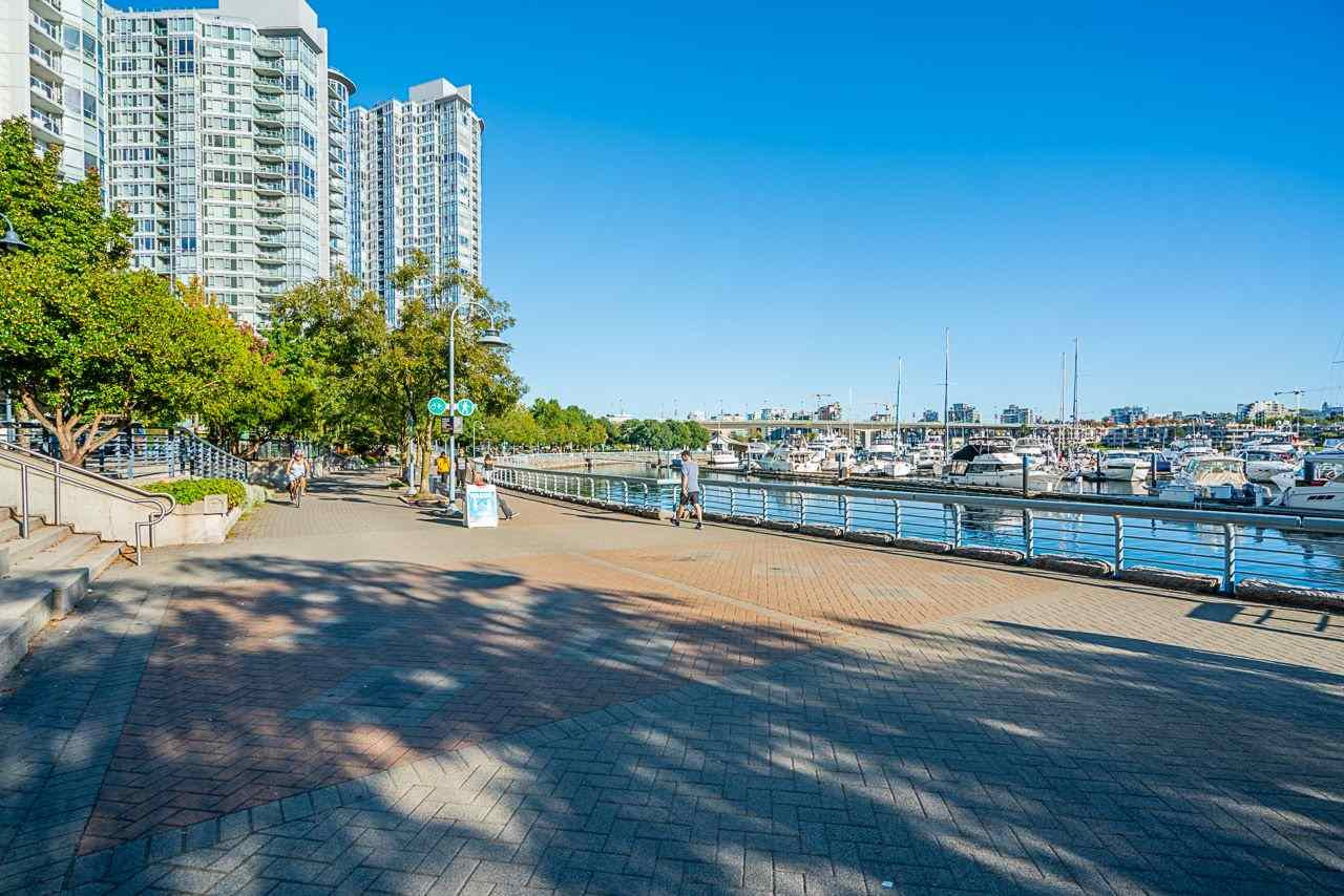 1702 189 DAVIE STREET - Yaletown Apartment/Condo for sale, 2 Bedrooms (R2504054) - #36