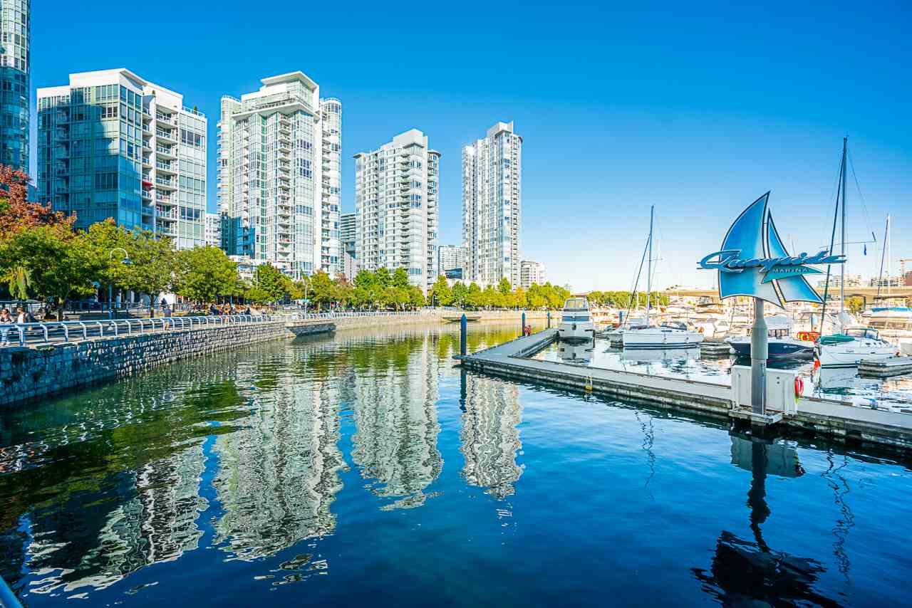 1702 189 DAVIE STREET - Yaletown Apartment/Condo for sale, 2 Bedrooms (R2504054) - #37