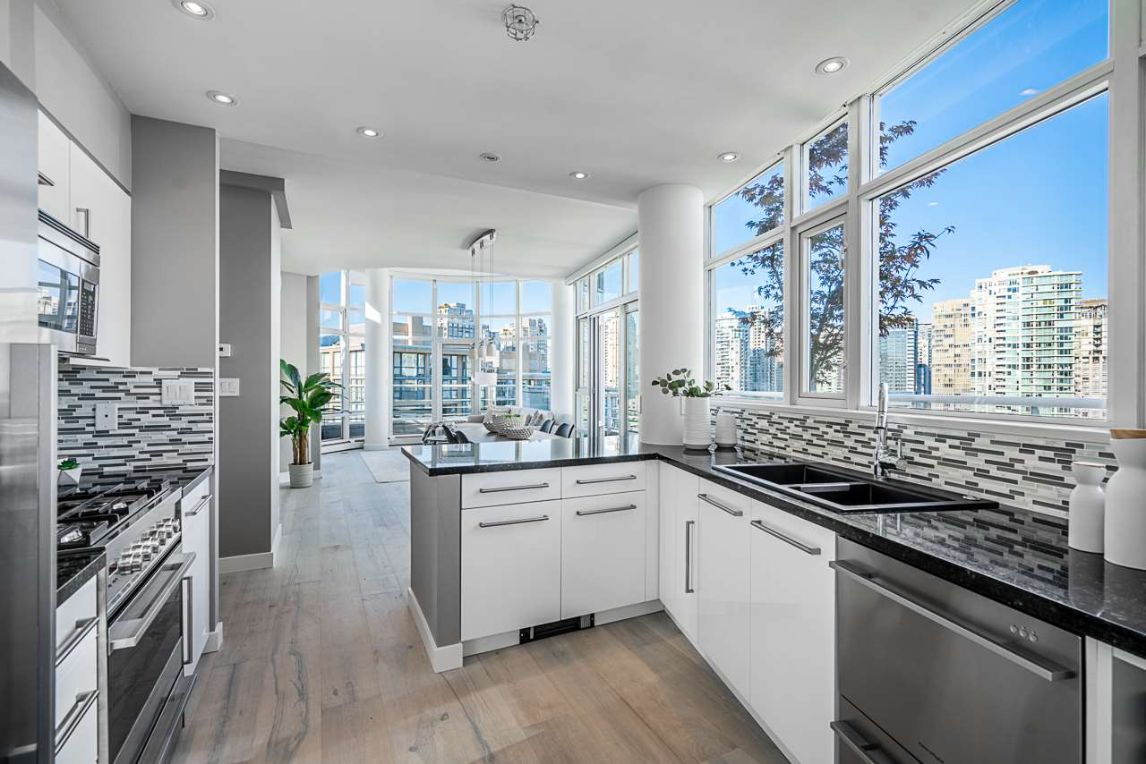 1702 189 DAVIE STREET - Yaletown Apartment/Condo for sale, 2 Bedrooms (R2504054) - #6