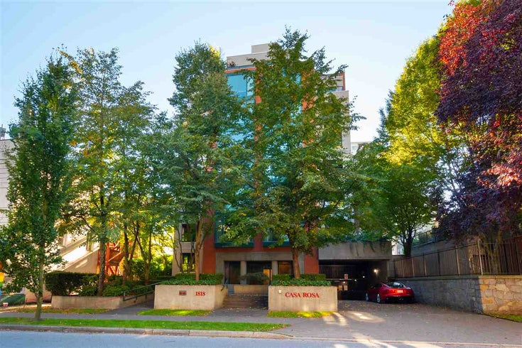501 1818 ROBSON STREET - West End VW Apartment/Condo for sale, 3 Bedrooms (R2504096)