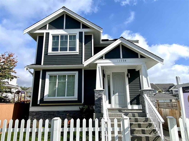 12226 ENGLISH AVENUE - Steveston South House/Single Family for sale, 4 Bedrooms (R2504179)