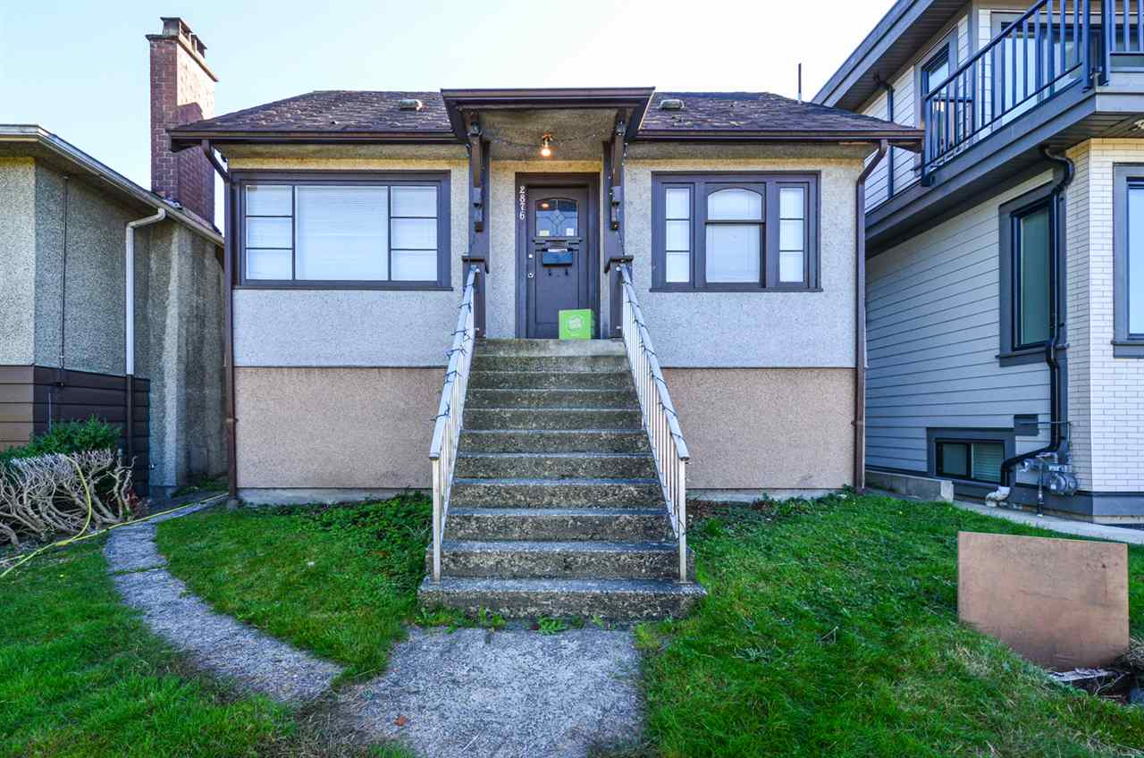 2876 E 22ND AVENUE - Renfrew Heights House/Single Family for sale, 2 Bedrooms (R2504224) - #1