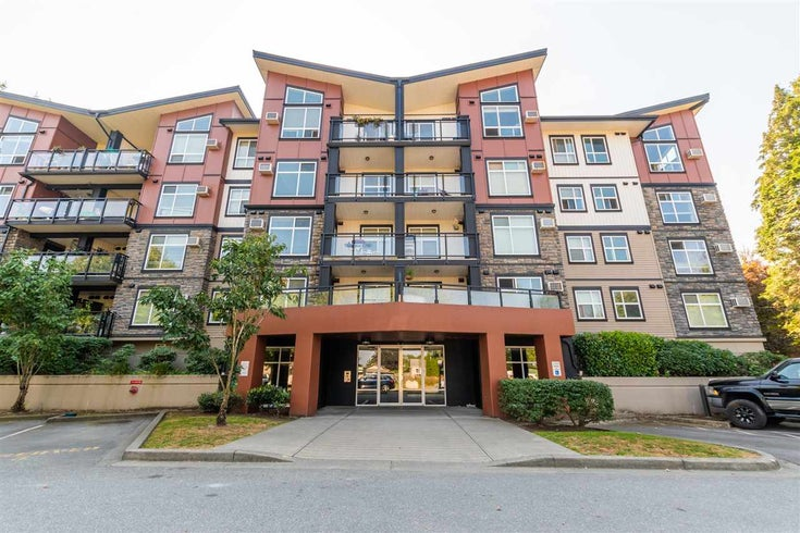101 45640 ALMA AVENUE - Vedder S Watson-Promontory Apartment/Condo for sale, 1 Bedroom (R2504240)