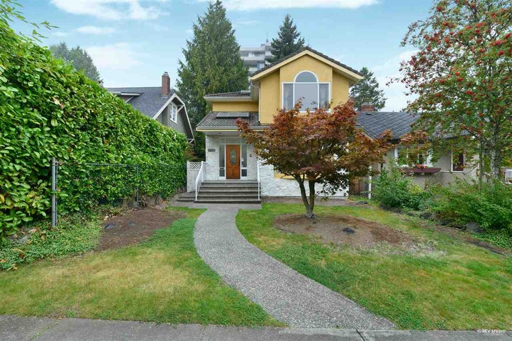 4663 W 11TH AVENUE - Point Grey House/Single Family for sale, 4 Bedrooms (R2504315)