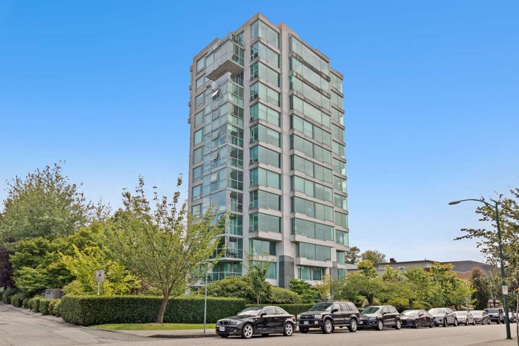 402 1550 W 15TH AVENUE - Fairview VW Apartment/Condo for sale, 3 Bedrooms (R2504377)