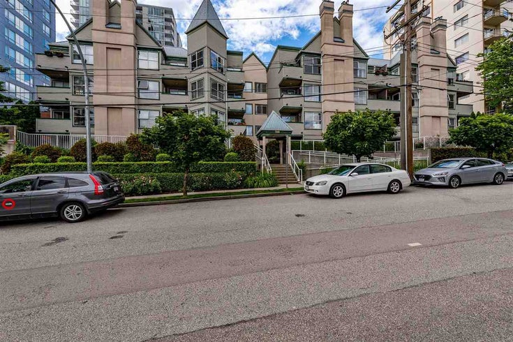 407 509 CARNARVON STREET - Downtown NW Apartment/Condo for sale, 2 Bedrooms (R2504430)