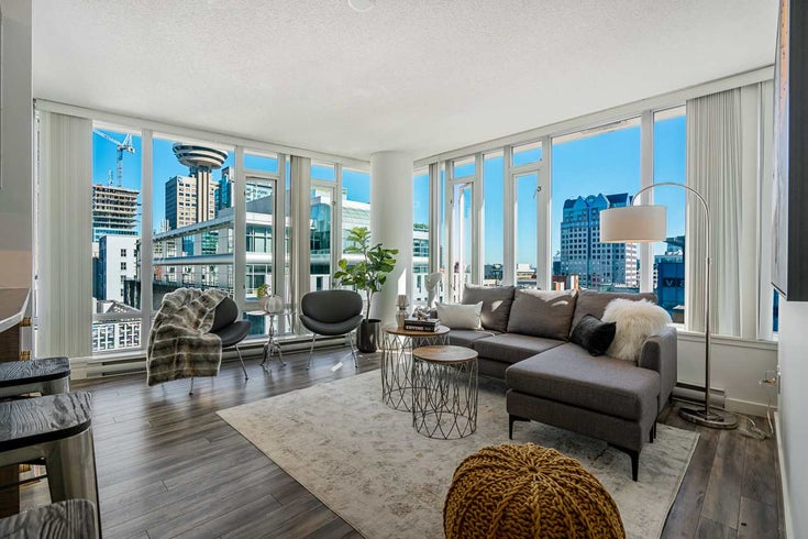 910 610 GRANVILLE STREET - Downtown VW Apartment/Condo for sale, 2 Bedrooms (R2504552)