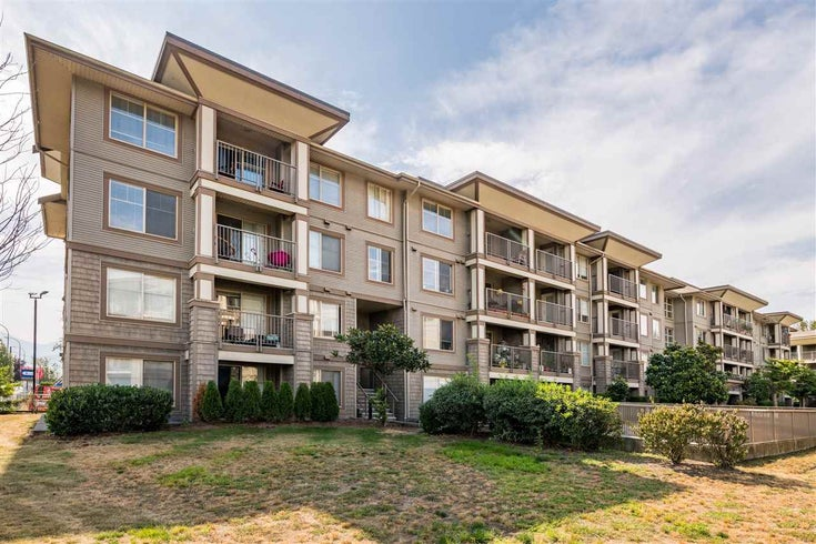 401 45555 YALE ROAD - Chilliwack W Young-Well Apartment/Condo for sale, 2 Bedrooms (R2504633)