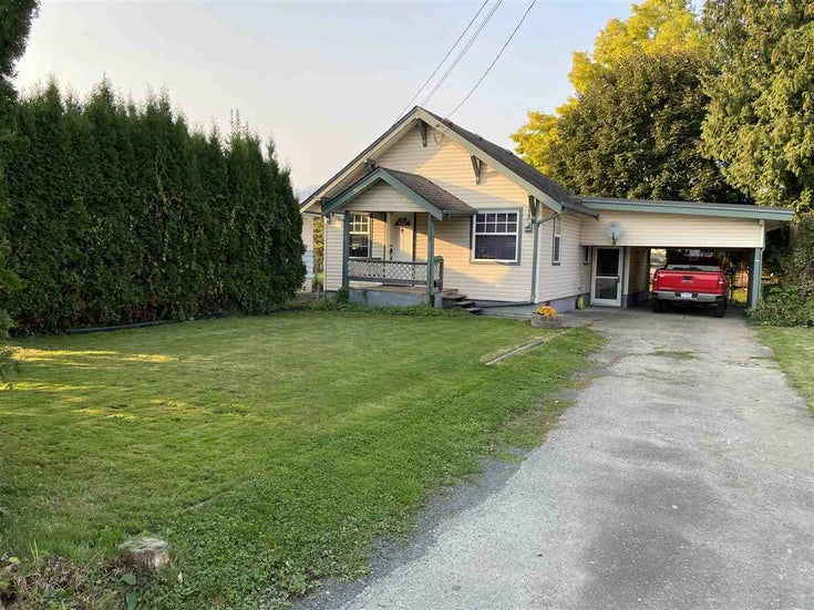 46293 PORTAGE AVENUE - Chilliwack N Yale-Well House/Single Family for sale, 2 Bedrooms (R2504748)