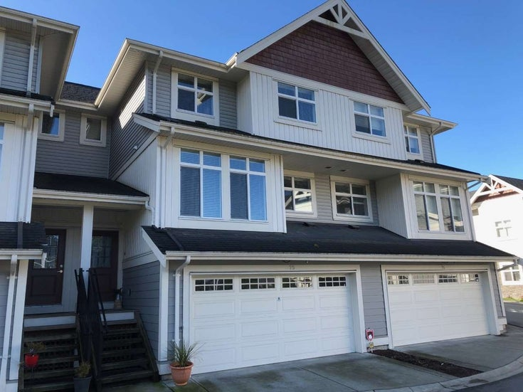 25 7198 179 STREET - Cloverdale BC Townhouse for sale, 3 Bedrooms (R2504832)