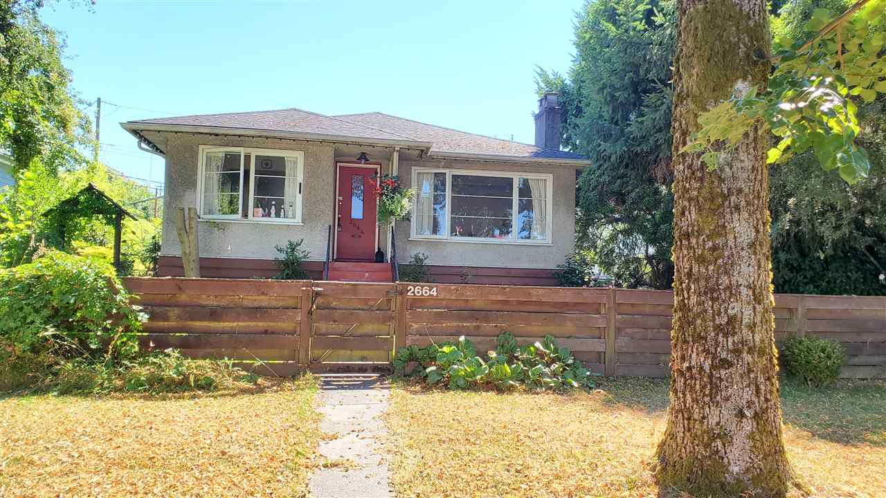 2664 E 19TH AVENUE - Renfrew Heights House/Single Family for sale, 2 Bedrooms (R2504904) - #1