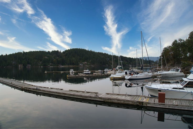 17-4622 SINCLAIR BAY ROAD - Pender Harbour Egmont for sale(R2504943)