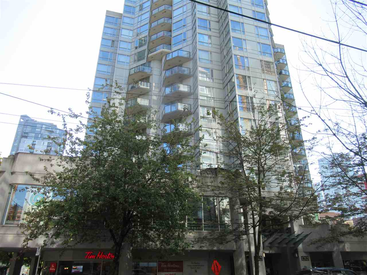 1406 1212 HOWE STREET - Downtown VW Apartment/Condo for sale, 1 Bedroom (R2504975) - #1