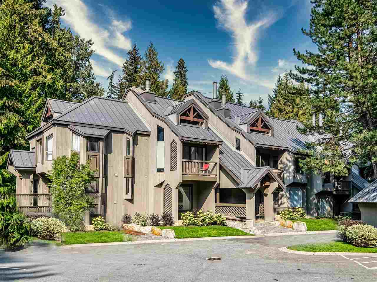 59 4510 BLACKCOMB WAY - Whistler Village Townhouse for sale, 3 Bedrooms (R2505011)