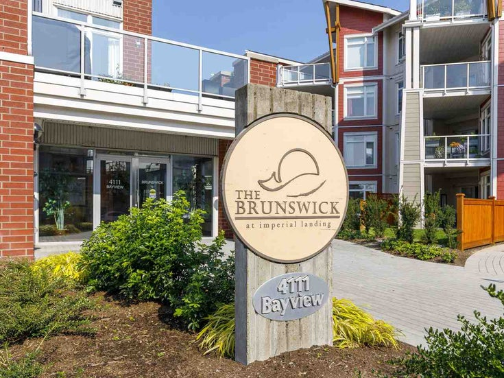 304 4111 BAYVIEW STREET - Steveston South Apartment/Condo for sale, 2 Bedrooms (R2505017)