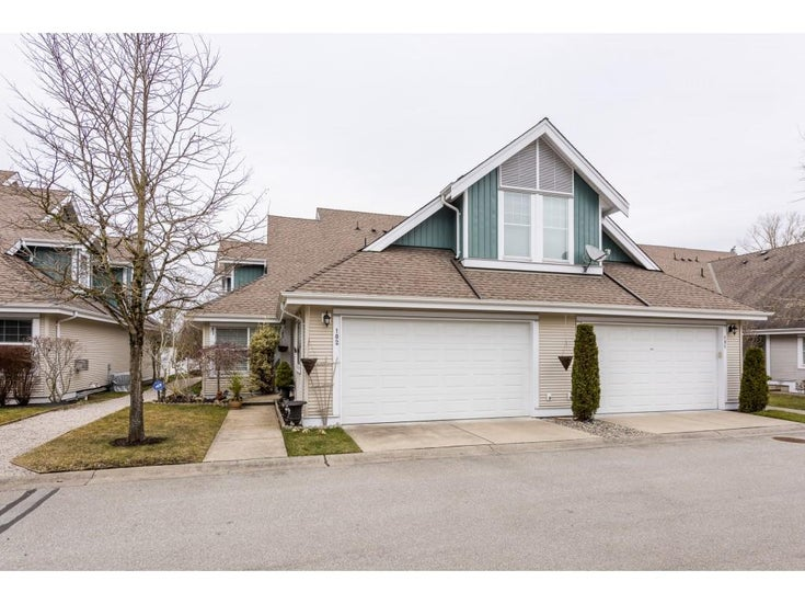 102 16995 64 AVENUE - Cloverdale BC Townhouse for sale, 4 Bedrooms (R2505075)