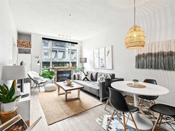 104 4573 CHATEAU BOULEVARD - Benchlands Apartment/Condo for sale, 1 Bedroom (R2505151)