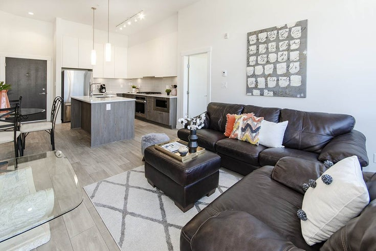 408 625 E 3RD STREET - Lower Lonsdale Apartment/Condo for sale, 2 Bedrooms (R2505156)