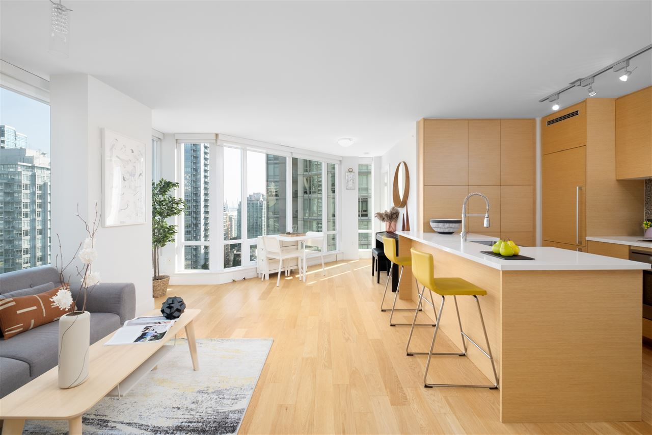 1707 565 SMITHE STREET - Downtown VW Apartment/Condo for sale, 2 Bedrooms (R2505177) - #1