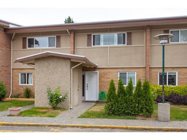 6 2048 MCCALLUM ROAD - Central Abbotsford Townhouse for sale, 2 Bedrooms (R2505260)