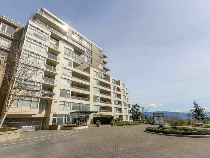 701 9288 UNIVERSITY CRESCENT - Simon Fraser Univer. Apartment/Condo for sale, 2 Bedrooms (R2505363)