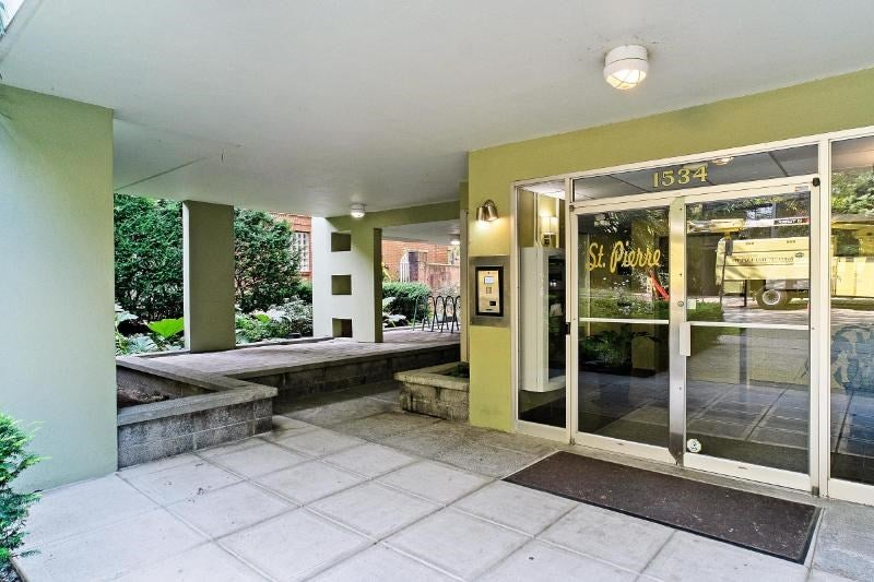 202 1534 HARWOOD STREET - West End VW Apartment/Condo for sale, 1 Bedroom (R2505398)