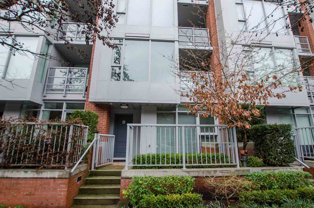 1125 HOMER STREET - Yaletown Townhouse for sale, 2 Bedrooms (R2505420)