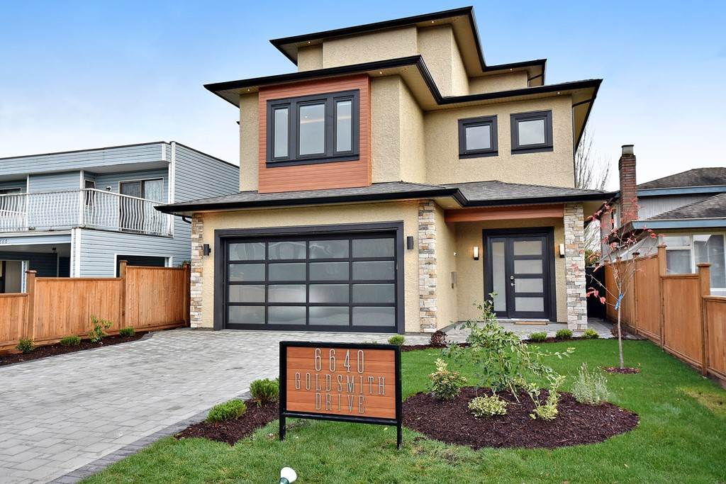 6640 GOLDSMITH DRIVE - Woodwards House/Single Family for sale, 4 Bedrooms (R2505454)