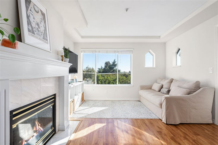 407 6475 CHESTER STREET - South Vancouver Apartment/Condo for sale, 1 Bedroom (R2505469)