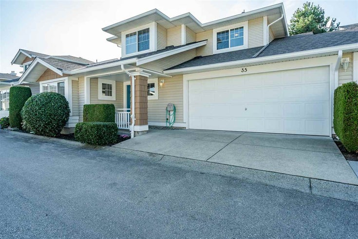 35 6885 184 STREET - Cloverdale BC Townhouse for sale, 3 Bedrooms (R2505483)