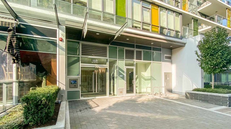 808 159 W 2ND AVENUE - False Creek Apartment/Condo for sale, 1 Bedroom (R2505495)