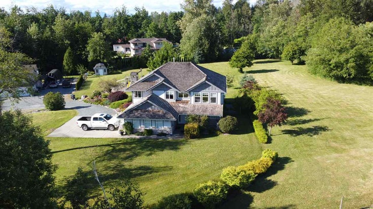 19955 18 AVENUE - Brookswood Langley House with Acreage for sale, 4 Bedrooms (R2505514)