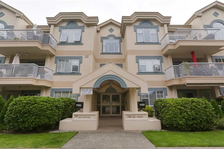 200 1150 54A STREET - Tsawwassen Central Apartment/Condo for sale, 2 Bedrooms (R2505528)