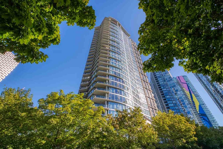 2207 583 BEACH CRESCENT - Yaletown Apartment/Condo for sale, 1 Bedroom (R2505590)