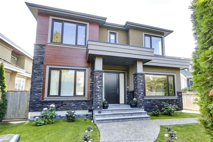 1750 W 57TH AVENUE - South Granville House/Single Family for sale, 5 Bedrooms (R2505667)
