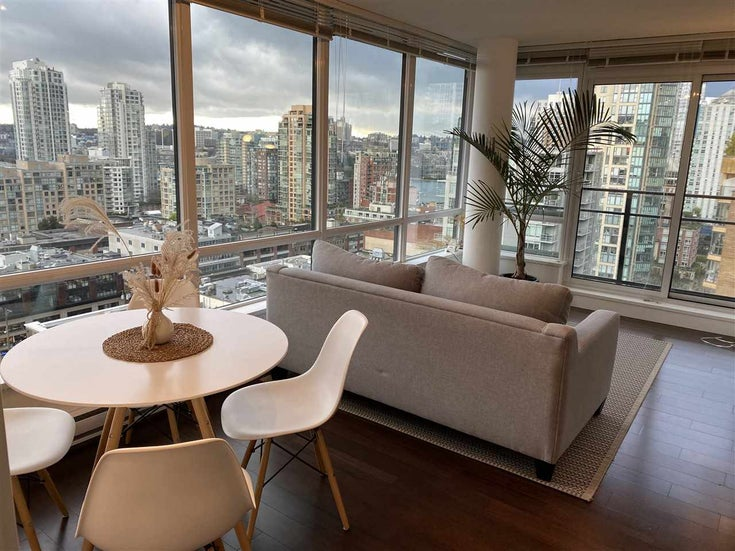 1701 1088 RICHARDS STREET - Yaletown Apartment/Condo for sale, 2 Bedrooms (R2505668)