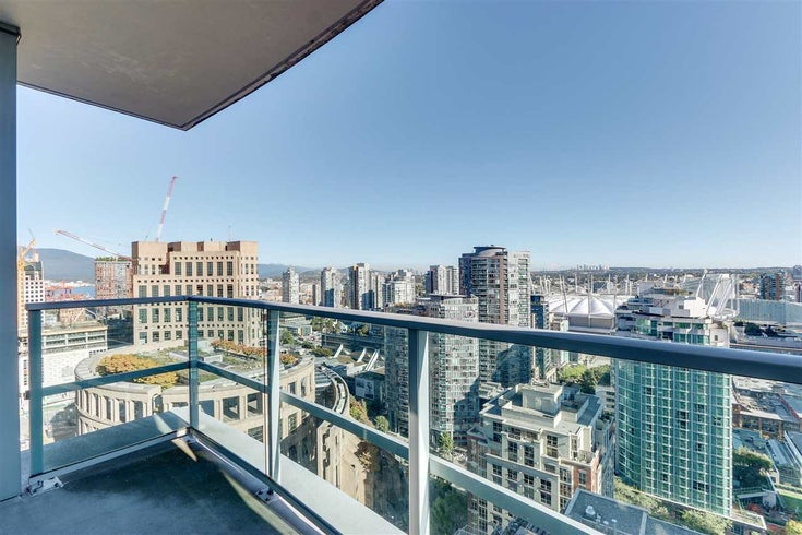 2705 833 HOMER STREET - Downtown VW Apartment/Condo for sale, 1 Bedroom (R2505768)