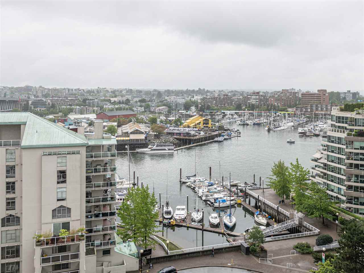 1204 1500 HOWE STREET - Yaletown Apartment/Condo for sale, 2 Bedrooms (R2505786) - #1