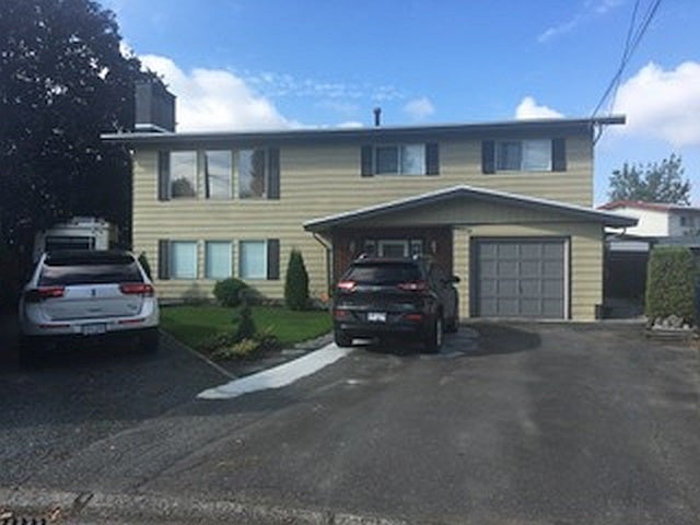 46464 HURNDALL CRESCENT - Chilliwack E Young-Yale House/Single Family for sale, 6 Bedrooms (R2505797)
