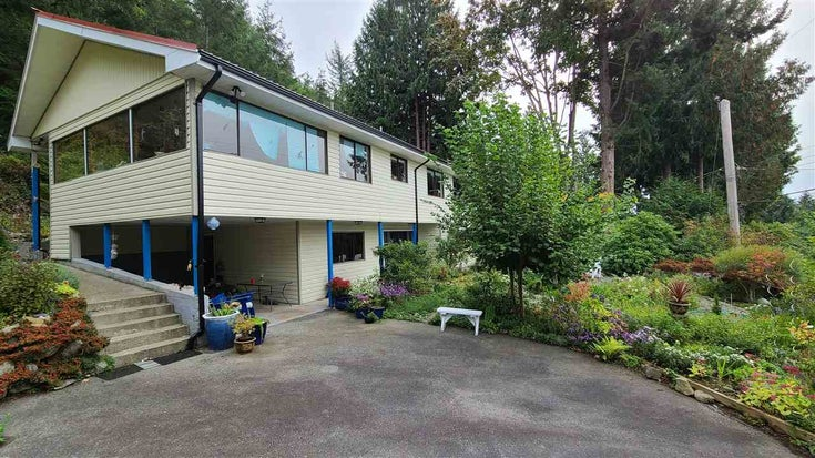 12878 DOGWOOD DRIVE - Pender Harbour Egmont House/Single Family for sale, 3 Bedrooms (R2505833)
