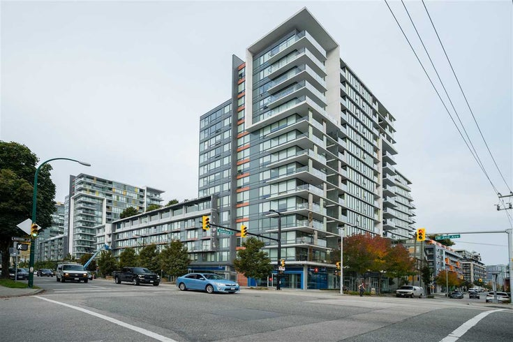 1001 1783 MANITOBA STREET - False Creek Apartment/Condo for sale, 1 Bedroom (R2505881)