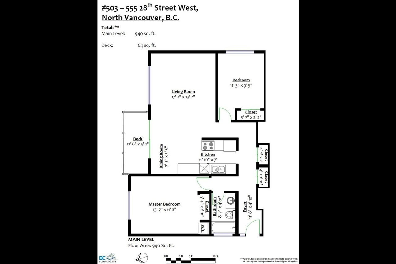 503 555 W 28TH STREET - Upper Lonsdale Apartment/Condo for sale, 2 Bedrooms (R2505885) - #17