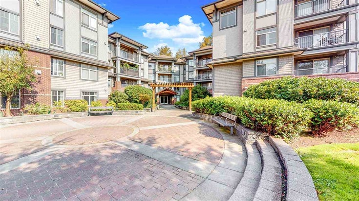 315 12020 207A STREET - Northwest Maple Ridge Apartment/Condo for sale, 2 Bedrooms (R2505894)