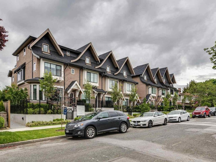 8123 SHAUGHNESSY STREET - Marpole Townhouse for sale, 3 Bedrooms (R2505930)
