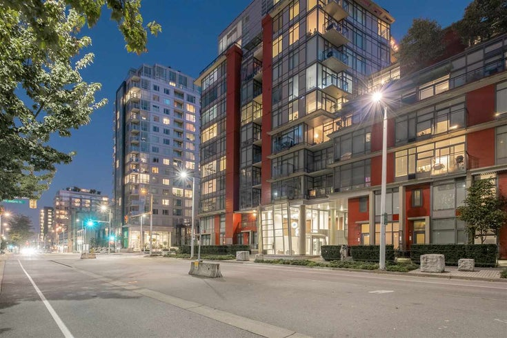 312 38 W 1ST AVENUE - False Creek Apartment/Condo for sale, 1 Bedroom (R2505960)