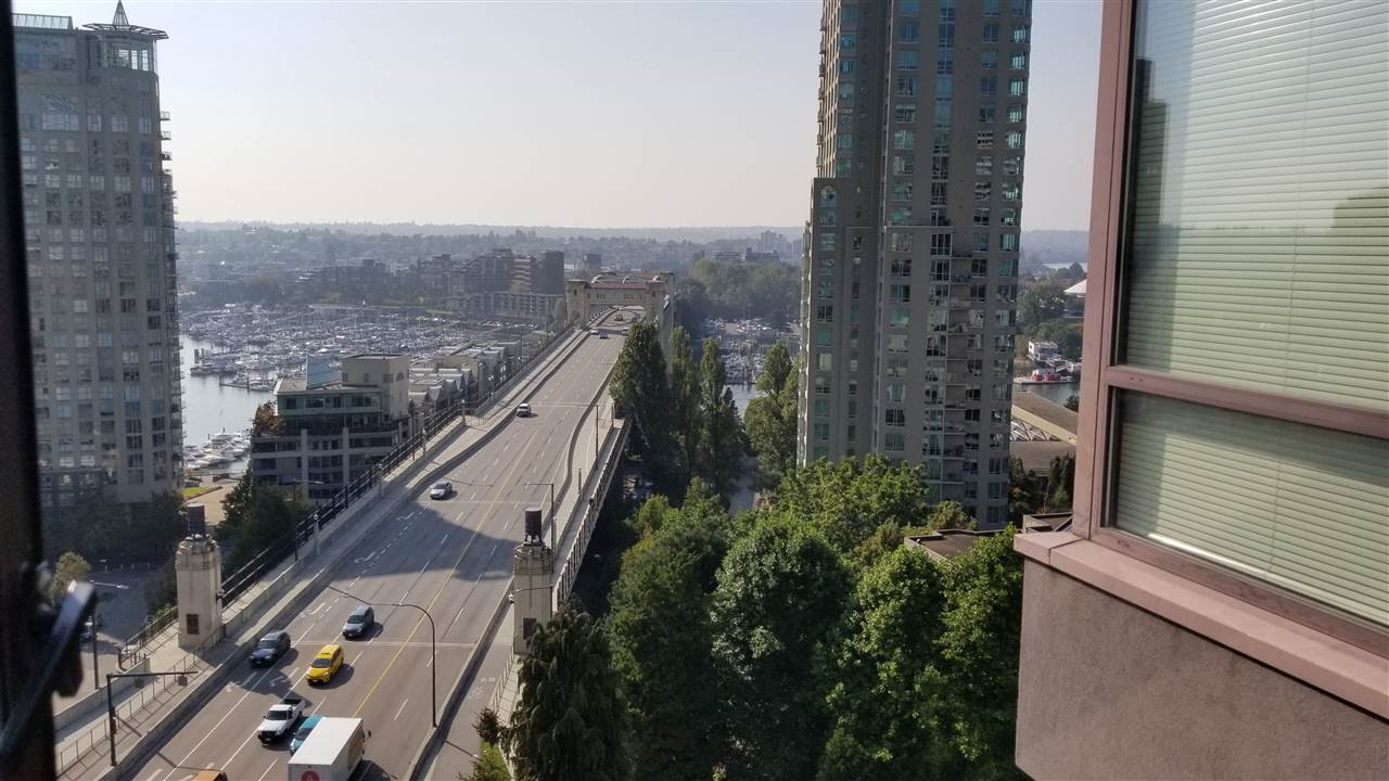 1401 1003 PACIFIC STREET - West End VW Apartment/Condo for sale, 2 Bedrooms (R2505972) - #1